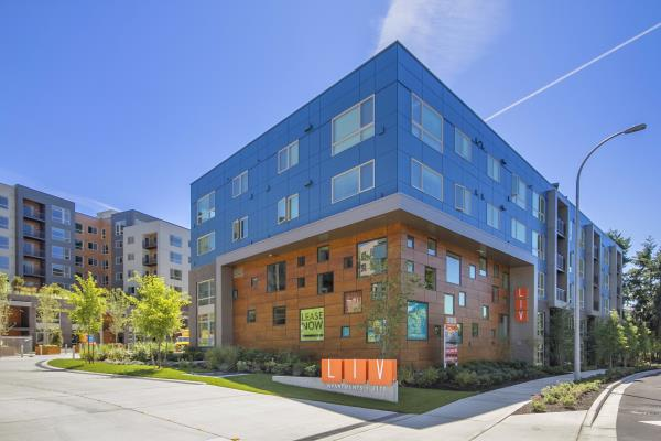 Kennedy Wilson Acquires 451-Unit Multifamily Community for $172 Million in Bellevue, Washington