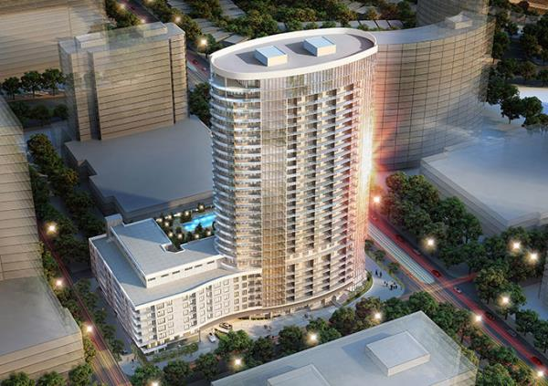 Tallest High-Rise Multifamily Building in Plano, Texas Schedules Official Groundbreaking Ceremony