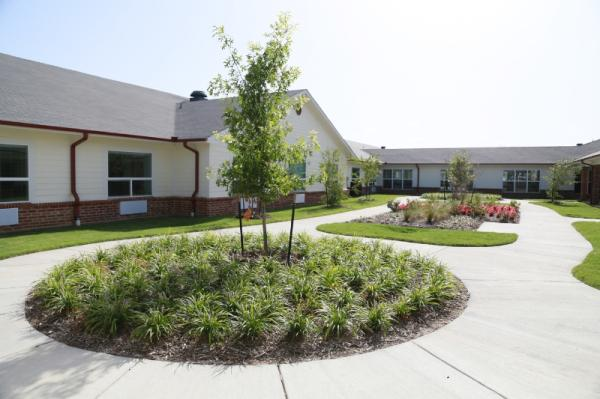 Final Phase of Dallas Senior Living Community Opens with Help of Affordable Housing Grant