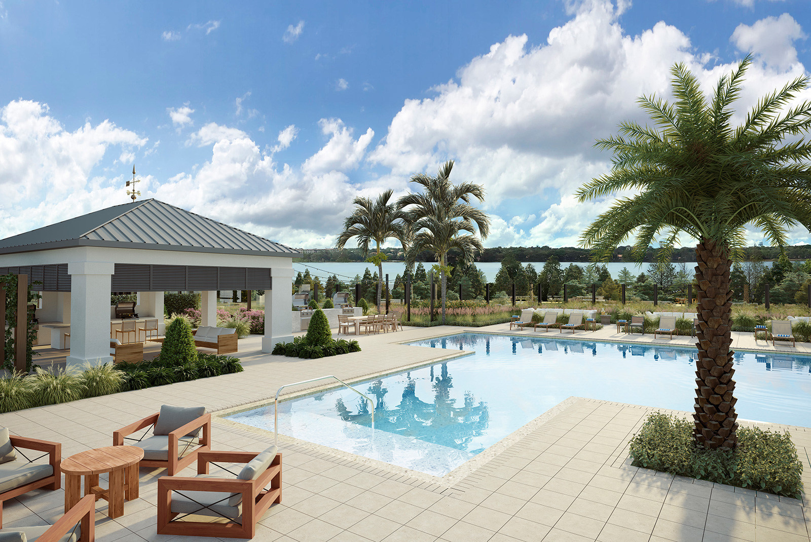 Wood Partners Announces Grand Opening of 299-Unit Lake House by Alta Luxury Residential Community in Orlando, Florida