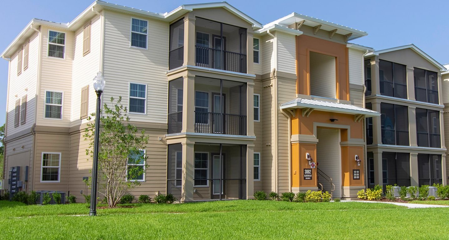 Concord Rents Announces the Grand Opening of 158-Unit Lake Sumter Affordable Housing Community in Lady Lake, Florida