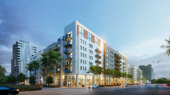 ZOM Living to Develop 456-Unit Luxury Multifamily Community in the Heart of Fort Lauderdale