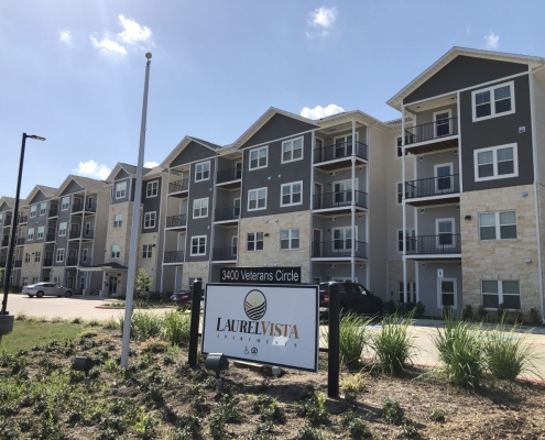 Kittle Property Group Brings Critical Affordable Housing to Texas With Newly Constructed Laurel Vista Senior Apartments in Beaumont