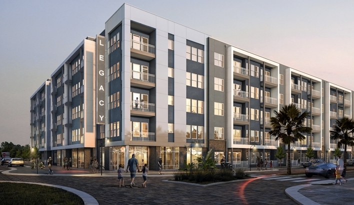 Griffin Capital Closes Fourth of Nine Land Acquisitions in Qualified Opportunity Zones for Multifamily Development Projects