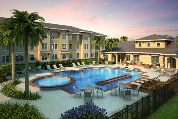Asset Campus Housing Completes Record-Breaking Lease-up for Luxury Student Housing Community