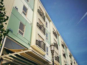 Armada Hoffler Properties Completes Acquisition of 197-Unit Liberty Apartments for $30.7 Million