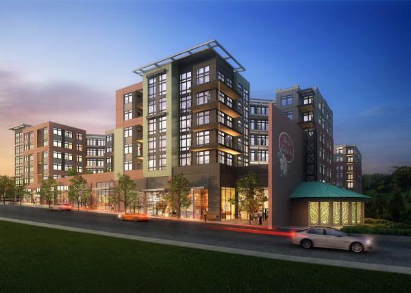 East West Partners and Northridge Capital Break Ground on 247-Unit Multifamily Community