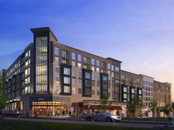 Lincoln Property Company Opens New Live-Work-Play Apartment Community in Falls Church, Virginia