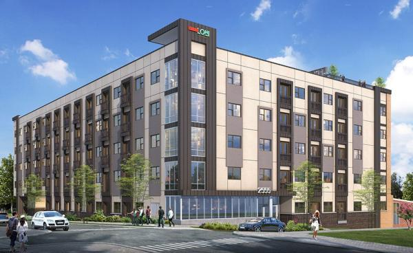 Simpson Property Group Opens Doors at Ultra-Contemporary Studio LoHi Apartments in Denver