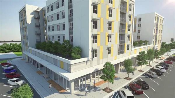 EdR Opens Pedestrian to Campus Student Housing Community Serving Texas State University