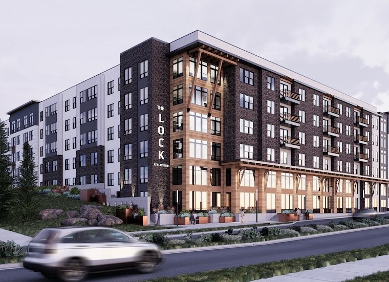 Titan and Pivot Development Joint Venture Announce $80 Million The Lock at Flatirons Multifamily Development Project in Colorado