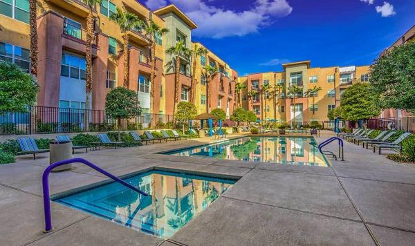 Security Properties Acquires Lofts at 7100 Apartment Community in Las Vegas, Nevada for $80 Million