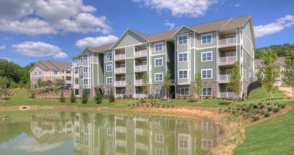 Capital Square 1031 Acquires Newly Constructed 250-Unit Lullwater at Big Ridge Apartments in Chattanooga Submarket