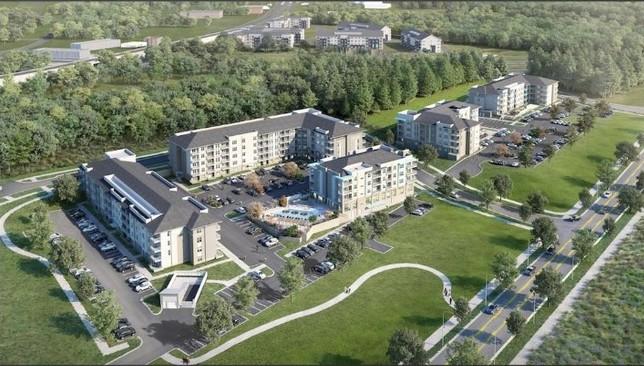 Broadshore Capital Partners Provides $44.5 Million Construction Loan for 314-Unit Apartment Community in North Carolina