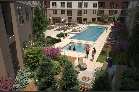 Embrey Partners Complete Sale of 382-Unit Luxe at Mile High Apartments in Denver