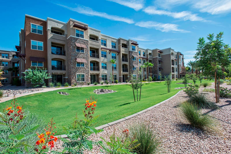 Harbor Group International Acquires Luxury Apartment Community in Growing Phoenix Submarket for $65.5 Million