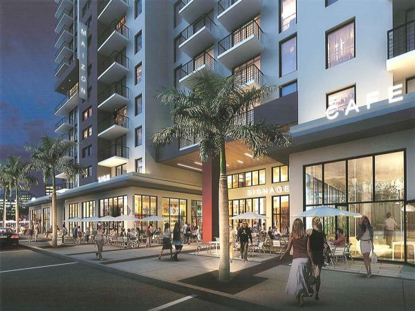ZOM and Invesco Real Estate Break Ground on 262-Unit Luxury Highrise Apartment Building in Miami