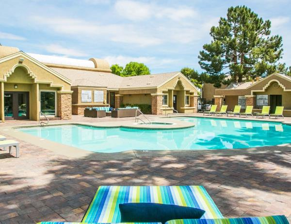 MG Properties Group Acquires Bristol at Sunset Apartments in Henderson, Nevada for $58.25 Million