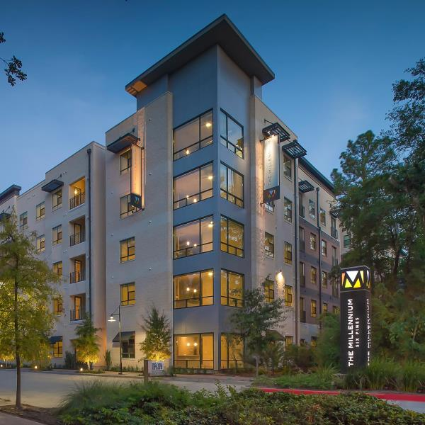 JLL Secures $42.5 Million in Refinancing for Millennium Six Pines Luxury Apartment Community