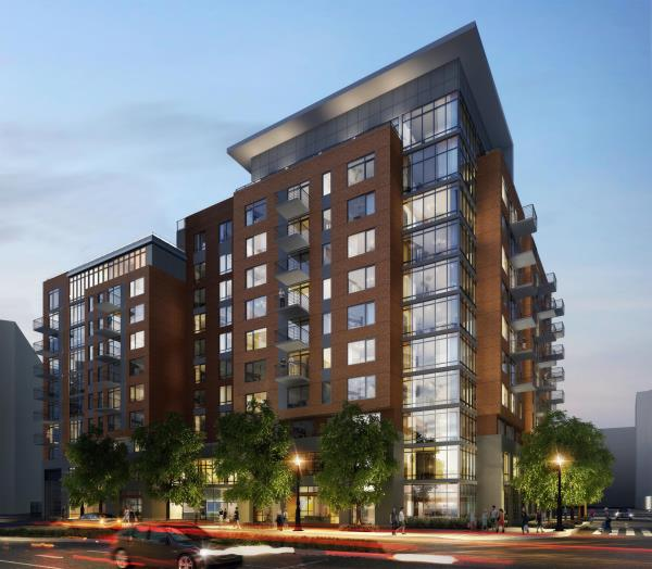 Kettler Provides Spark for Crystal City with Opening of New 198-Unit High-Rise Apartment Building