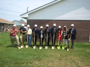 Mississippi Affordable Housing Project Celebrates Groundbreaking of 86-Unit Redevelopment