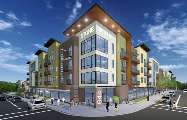 The Beach Company Kicks Off New 292-Unit Mixed-Use Development in Greenville, SC