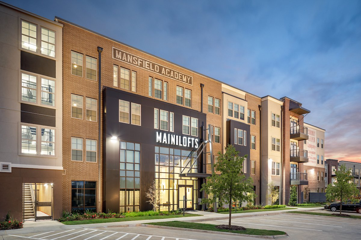 PointOne Holdings Partners with Realty Capital Management to Develop 266-Unit Luxury Midrise Multifamily Project in Dallas Suburb