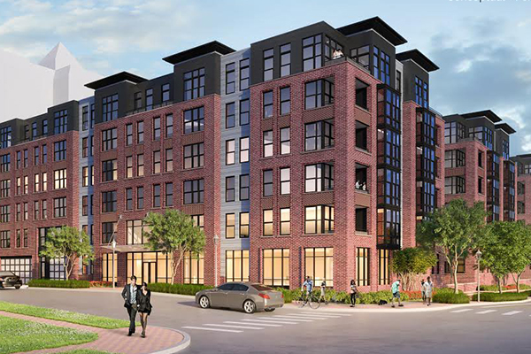 ZOM Living to Break Ground on Luxury Midrise Apartment Building in Bethesda Urban District