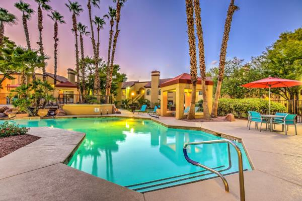 Security Properties Acquires 256-Unit Martinique Bay Apartments for $42.75 Million in Las Vegas Submarket