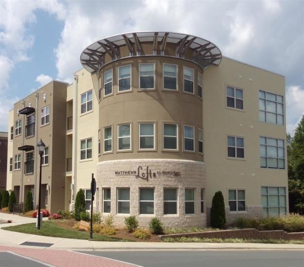 Ginkgo Residential Announces Purchase of 81-Unit Mixed-Use Matthews Lofts in North Carolina