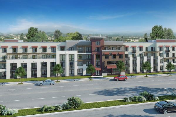 SummerHill Apartment Communities Completes Luxury Rental Community in Sunnyvale, California