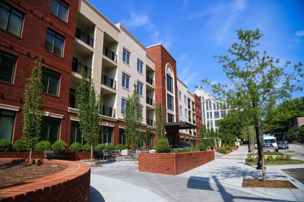 PRG Real Estate Acquires Ultra-Luxury Apartment Community in Downtown Greenville, South Carolina
