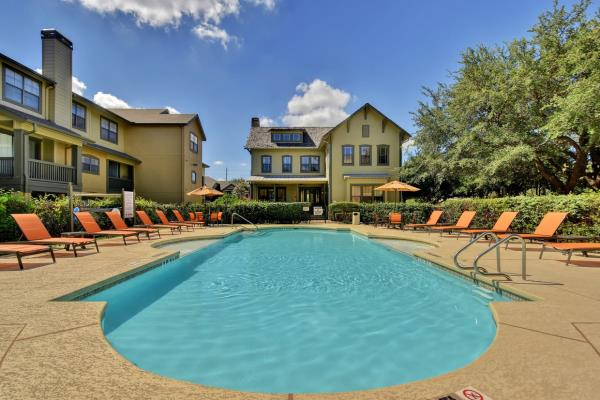 Preferred Apartment Communities Completes Sale of 192-Unit McNeil Ranch in Austin, Texas