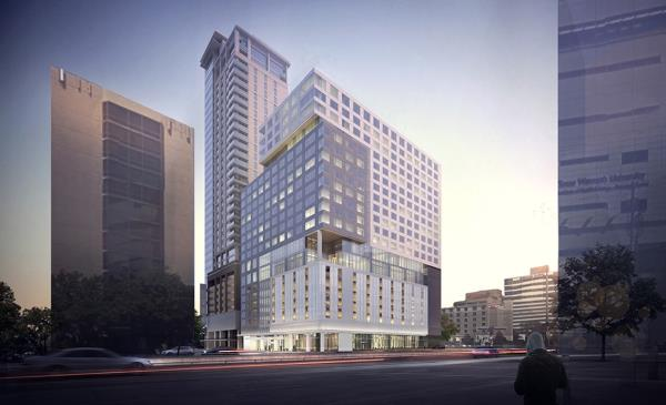Greystar Begins Construction on 35-Story Latitude Med Center Luxury Apartment Tower in Houston