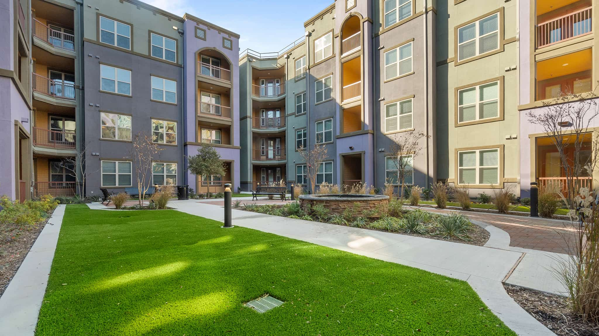 Transcontinental Realty Investors Starts Lease-Up at 256-Unit Dominion at Mercer Crossing Apartments in Farmers Branch, Texas
