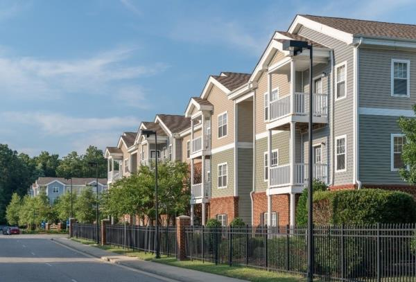 Walker & Dunlop Provides $34.4 Million Loan for Multifamily Community in Newport News, Virginia