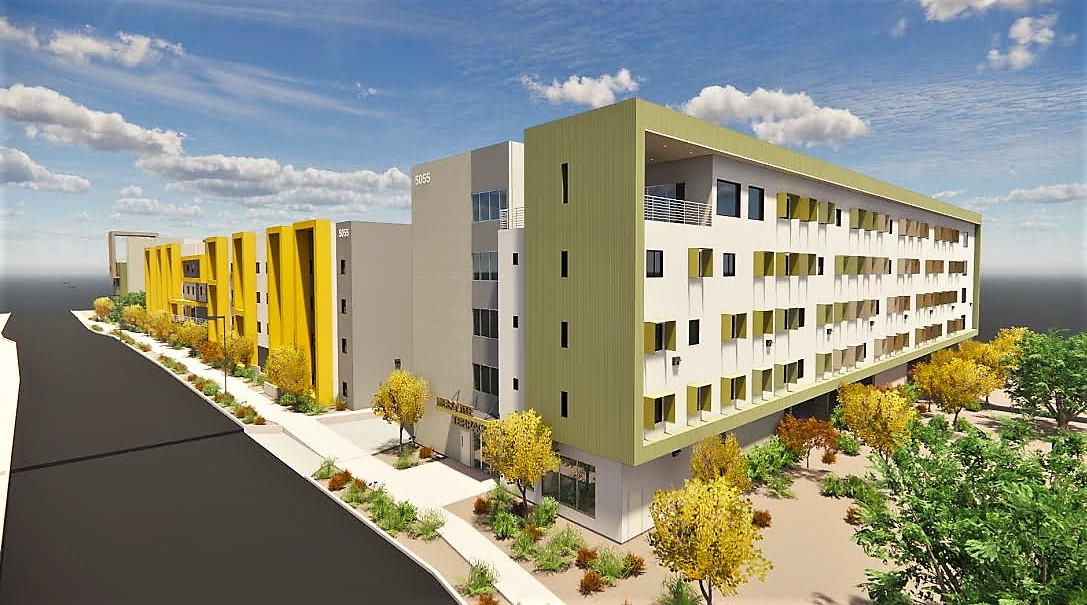 Trinity Housing Development and Catholic Charities to Build 297 New Affordable Housing Apartment Units in Central Phoenix Market
