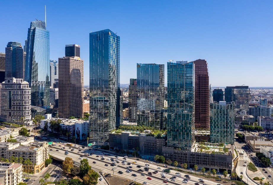Greenland USA Announces Completion of Residential Tower in Downtown Los Angeles