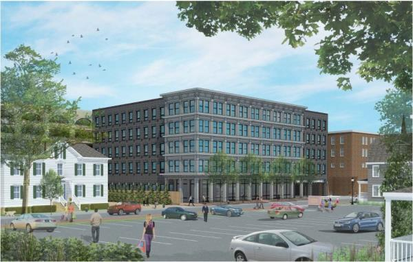 Roseland Residential Kicks Off Leasing at The Metropolitan Lofts in Downtown Morristown