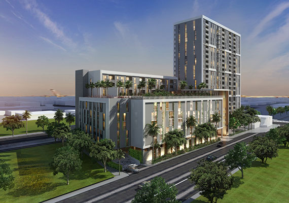 Morgan Opens 309-Unit Luxury High-Rise Residential Tower in Dynamic Midtown Miami Neighborhood