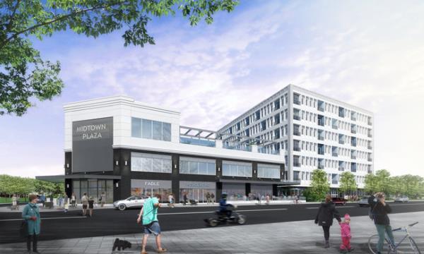 Cohen-Esrey Development Group Begins New Luxury Apartment Project in Midtown Kansas City, Missouri