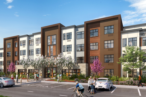 Eden Housing Break Grounds on KTGY-designed Affordable Senior Apartments in Fremont