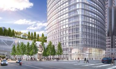 TMG Partners and Northwood Investors Select Architects to Design Massive Mixed-Use Project