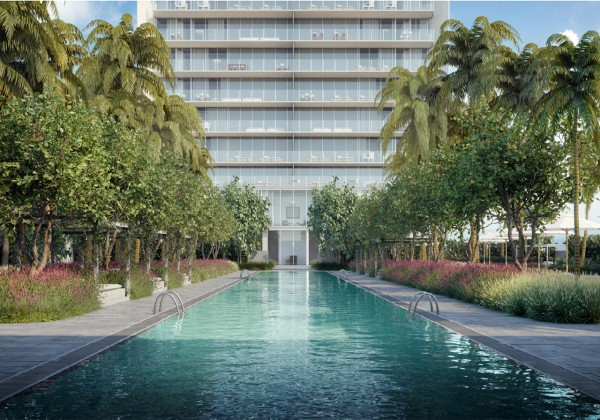 New 57-Story Luxury Condominium Tower Set to Rise on Biscayne Bay in Miami, Florida
