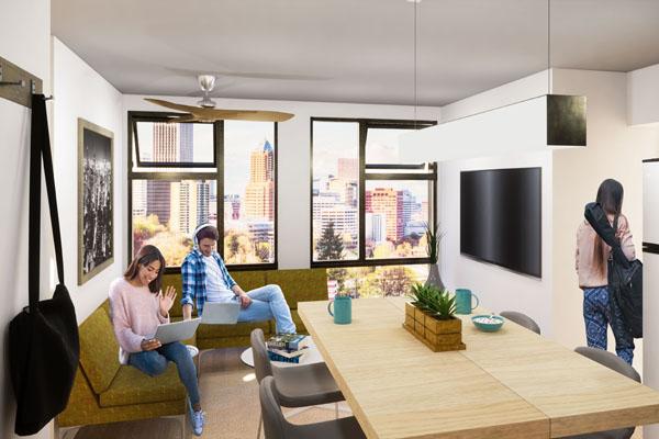 KTGY Unveils Mod Hall - an Innovative Modular Concept to Address High Demand for Student Housing