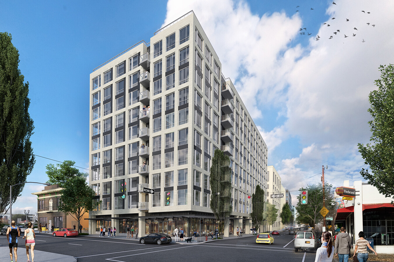 Mill Creek Residential Announces Leasing at 295-Unit Modera Akoya Mixed-Use Community in Portland's Pearl District