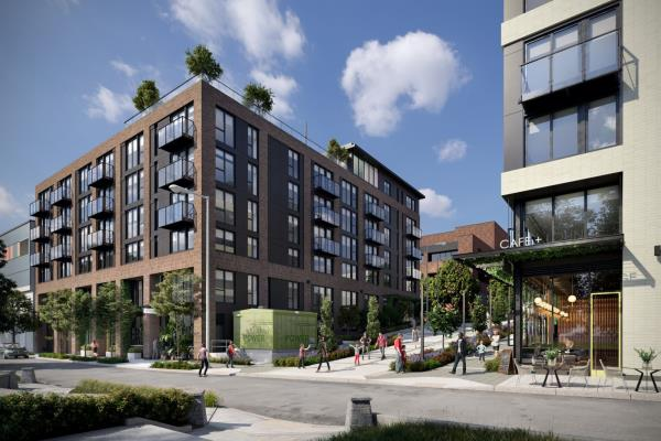 Mill Creek Announces Groundbreaking of 228-Unit Mixed-Use Development in Capitol Hill Neighborhood