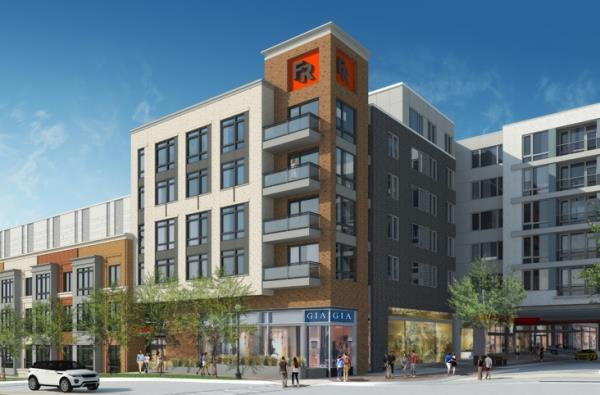 Mill Creek Residential Breaks Ground on Upscale 394-Unit Modera Founders Row Apartment Community