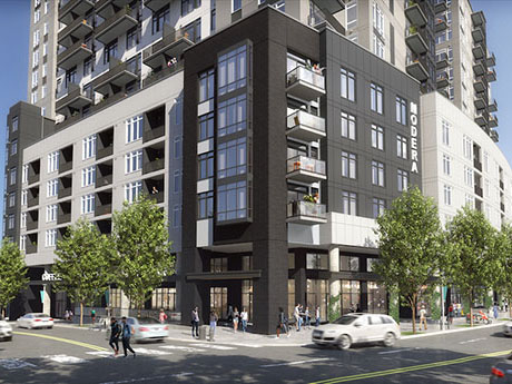 Mill Creek Announces Groundbreaking of 378-Unit Modera Gulch Mixed-Use Apartment Community Along Nashville's Division Street