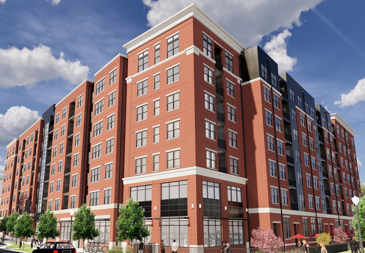 Mill Creek Announces Groundbreaking of New 270-Unit Modera Midrise Apartment Community in DC's Vibrant Rosslyn-Ballston Corridor
